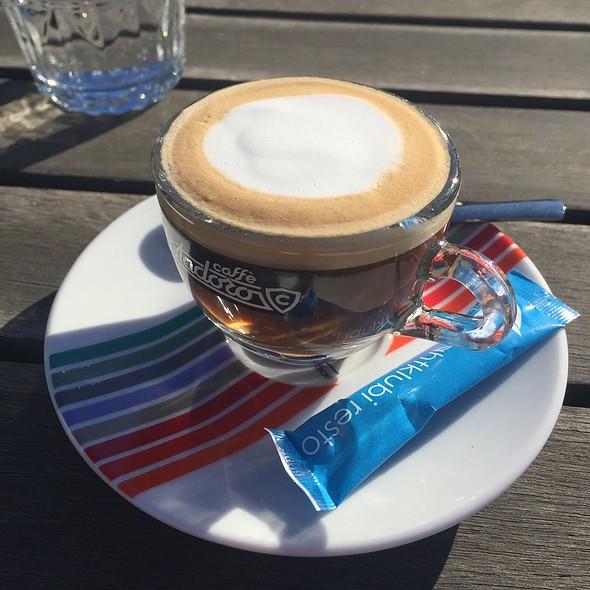 Doppio Espresso Macchiato