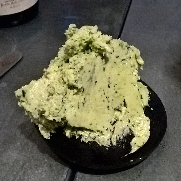 Watercress Butter @ Printworks Kitchen