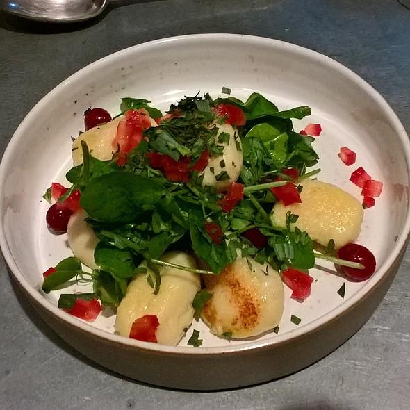Potato Gnocchi @ Printworks Kitchen