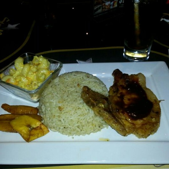 Lunch @ Hilton Garden Inn