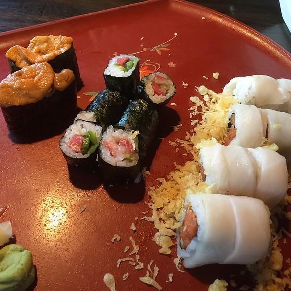 Happy Hour Sushi Rolls - Hanaro Restaurant and Lounge, Bethesda, MD