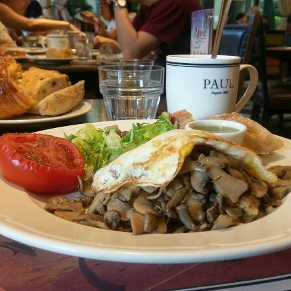 French Breakfast @ PAUL
