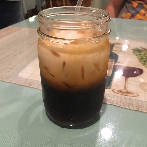 Thai Iced Tea @ Srida Thai Cuisine