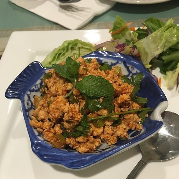 Chicken Larb @ Srida Thai Cuisine