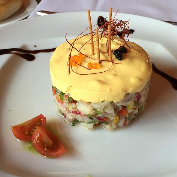 Ceviche De Pescadilla @ Barceló Monasterio de Boltaña
