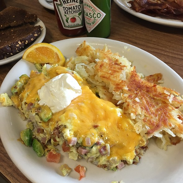 Daily Special Scramble @ Mary's Fine Foods