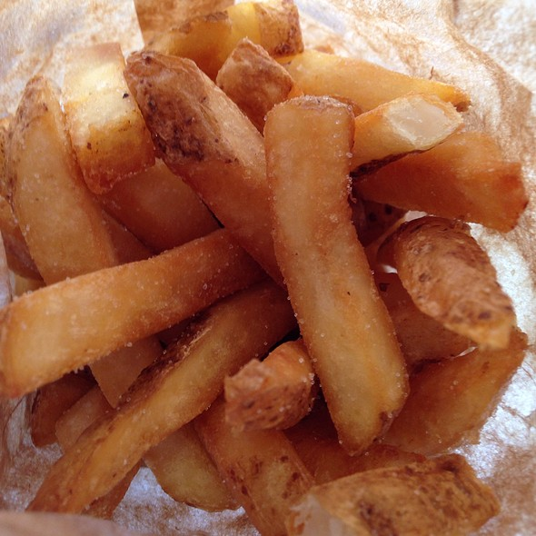 French Fries @ Hot Diggity Dogs