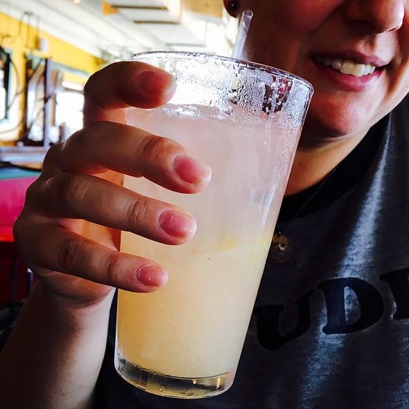 Ginger Lemonade - Langosta Lounge, Asbury Park, NJ