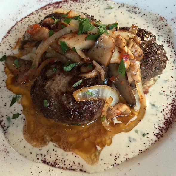 Kofte Beef Meatballs @ Mezetto