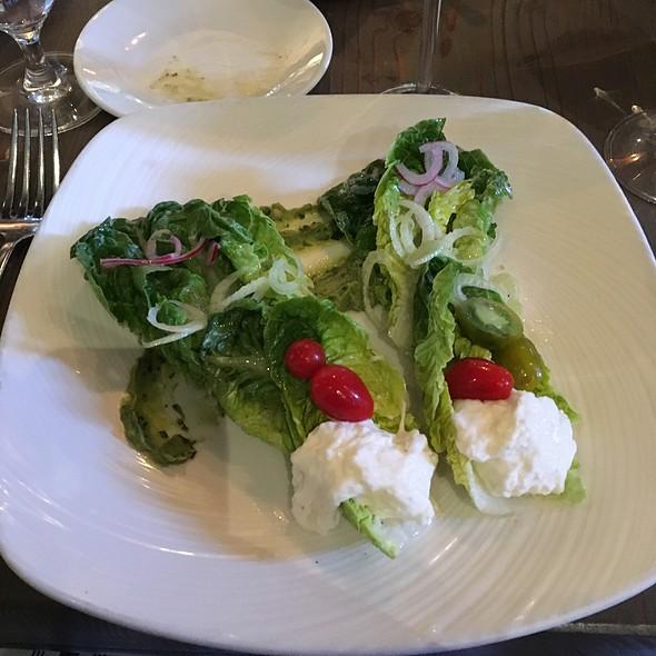 Sweet Gem Romaine Salad