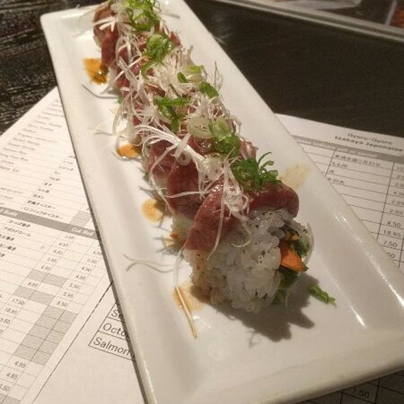 Kobe Beef Roll