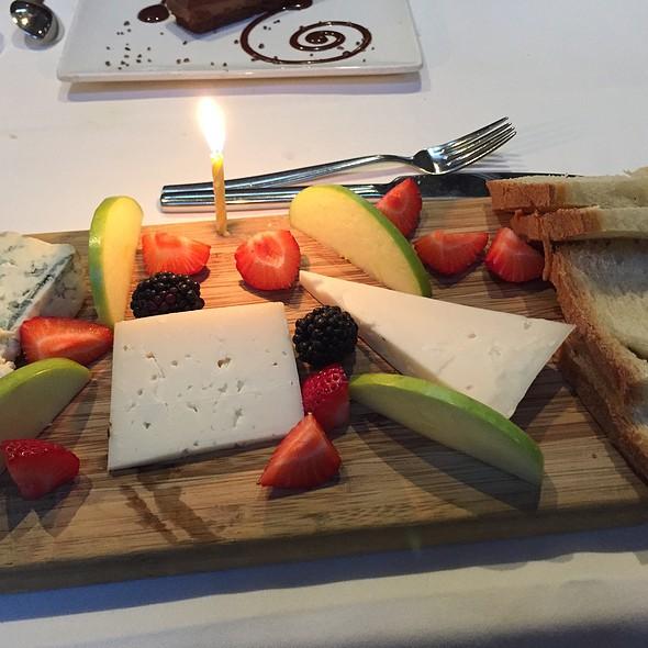 Cheese Plate @ Cetrella Inc