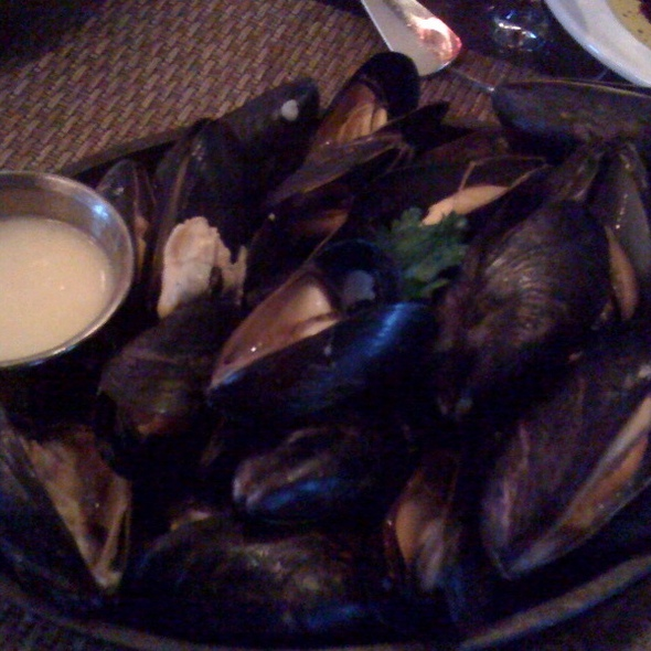 Skillet Mussels - Zino Ristorante, Edwards, CO