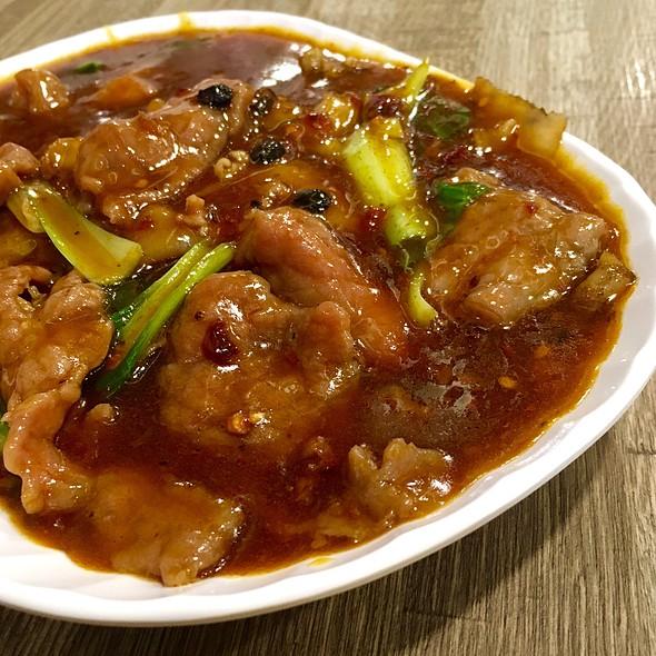 Beef Hor Fun @ Mongkok Dim Sum 旺角