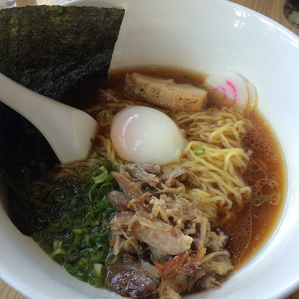 Momofuku Ramen Noodle Bowl @ Momofuku Ccdc