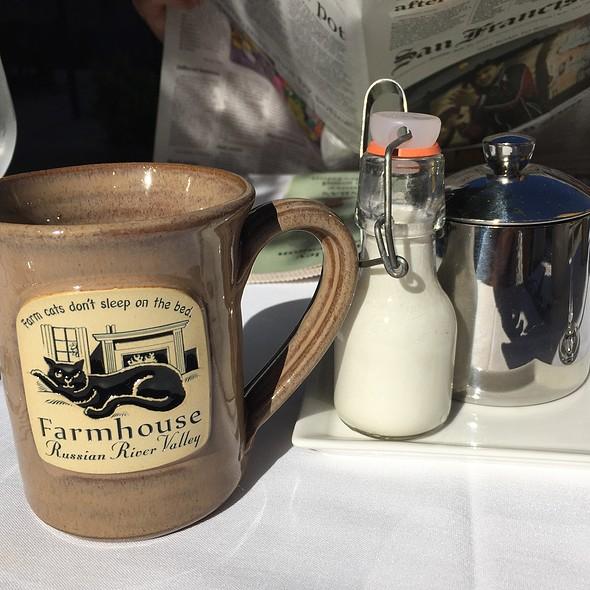 Tea @ Farmhouse Inn and Restaurant