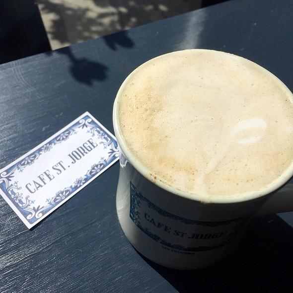 Chai @ Cafe St. Jorge