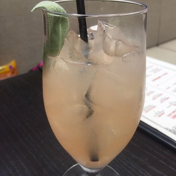 El Jimador Reposado Tequila, Grapefruit, And Agave Cocktail