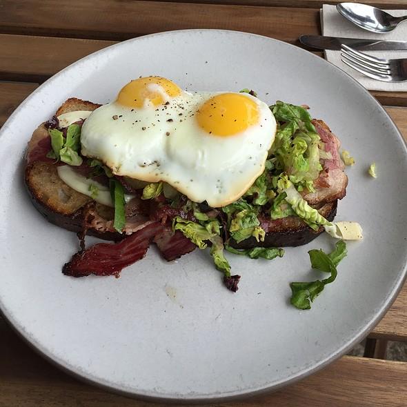 Brisket Sandwich @ Outerlands
