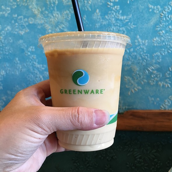 Cold Brew Coffee @ Homestate