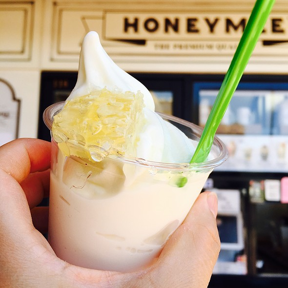 Honeymee Ice Cream @ Honeymee