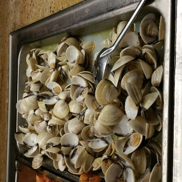 Mini Steamed Clams