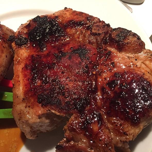 Grilled Pork @ At Home