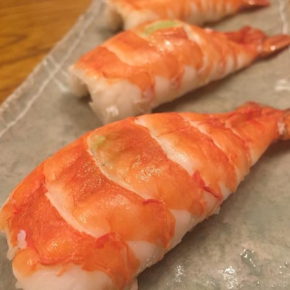 Aka-Ebi Sushi @ 寿司 きしだ
