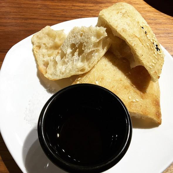 Bread & Evoo @ BAR PULPO BY MOVIDA