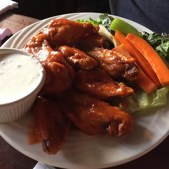 Buffalo chicken wings @ Waterfront Ale House