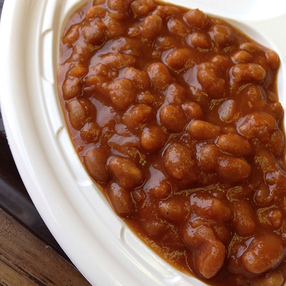 Baked Beans @ Whitt's Barbecue - Donelson