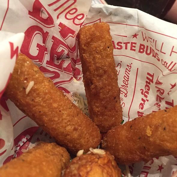 Fried Mozzarella @ Red Robin Gourmet Burgers