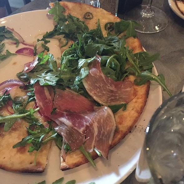 Prosciutto Pizza @ The Twisted Fork