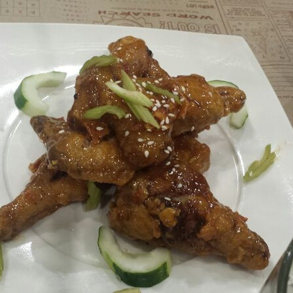 Chili Wings