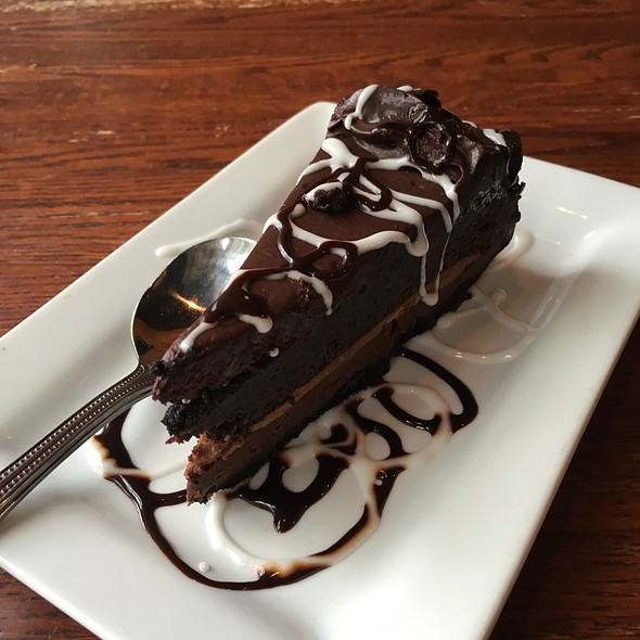 Chocolate Cake @ The Green Room