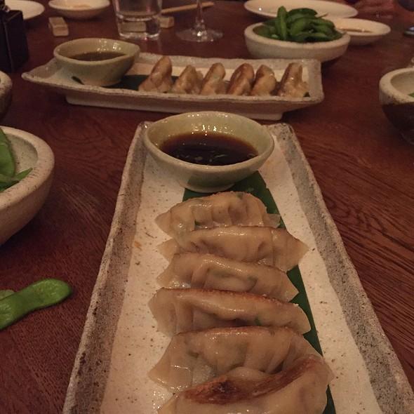 Dumplings - Zuma Japanese Restaurant - Miami, Miami, FL