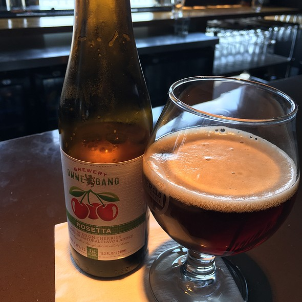 Ommegang Rosetta @ Pier 115 Bar & Grill
