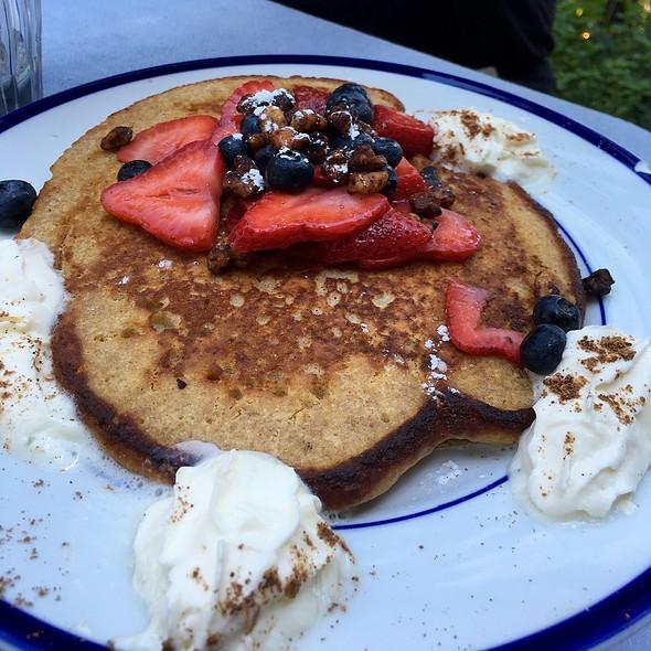 pancakes @ Le Salbuen
