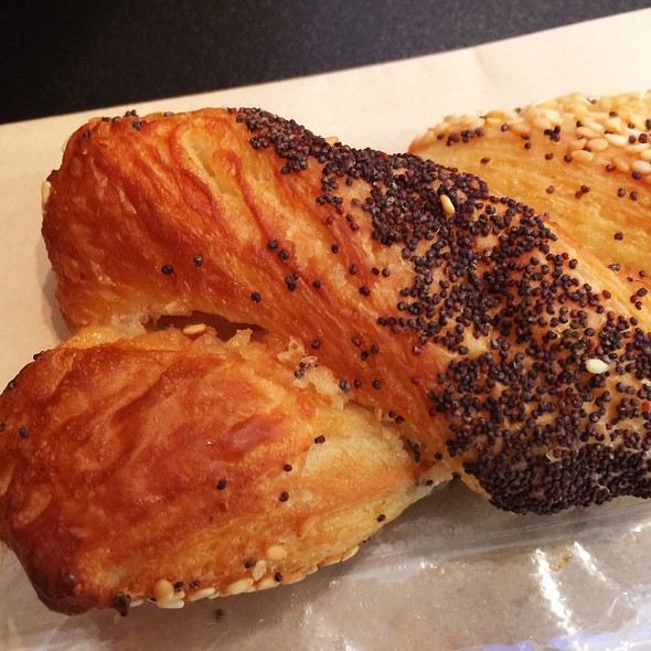 Tebirkes (Poppy Seed Danish) @ Meyers Bageri @ Grand Central Nordic Food Market