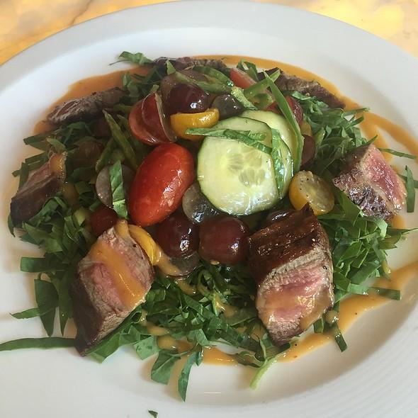 Thai Steak Salad @ Hubbell & Hudson