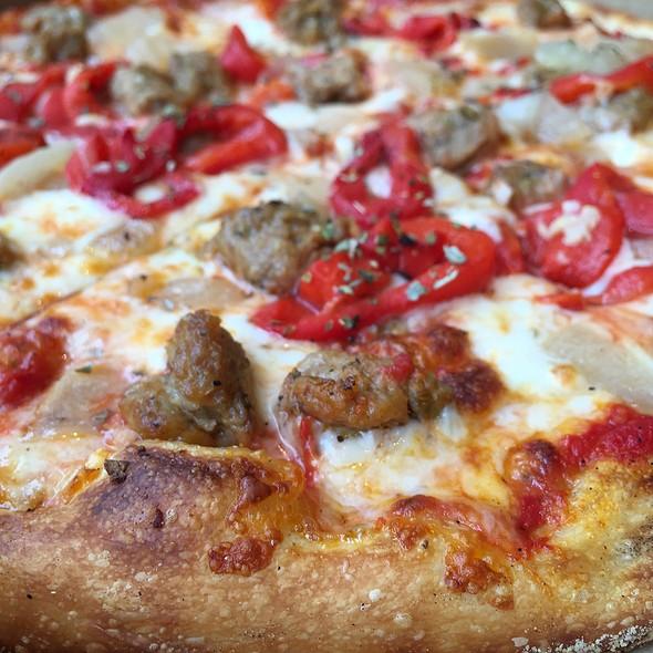 Link In @ Blaze Pizza