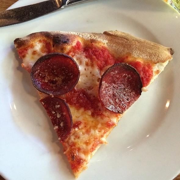 Pepperoni @ Vespa Pizzeria