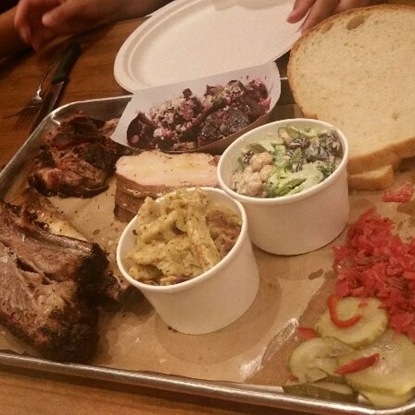 Meat @ Mabel's BBQ