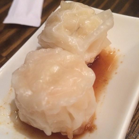 Shrimp Shumai @ Amber