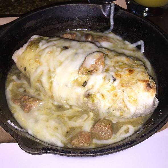 Breakfast Burrito @ SECOND HOME - KITCHEN and BAR