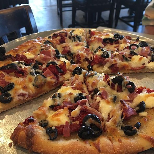 Naples Gourmet Pizza @ Joseph's Pizza