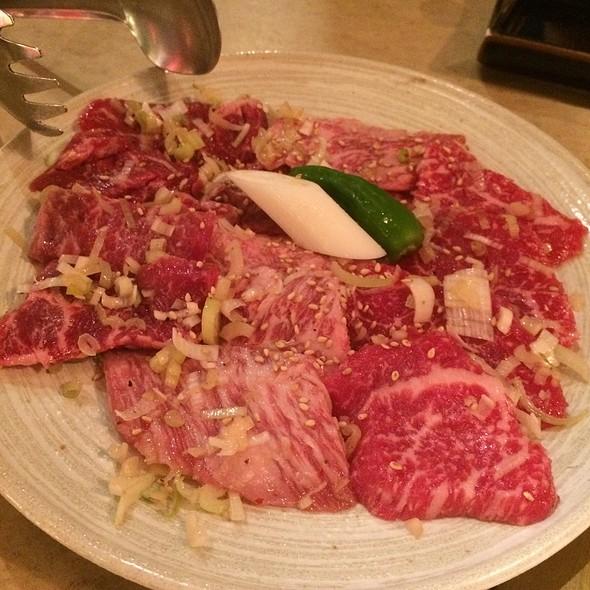 Assorted Beef