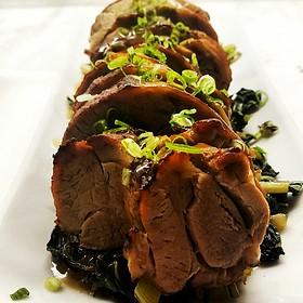 Five Spice Pork Shoulder - UPSTAIRS 2, Los Angeles, CA