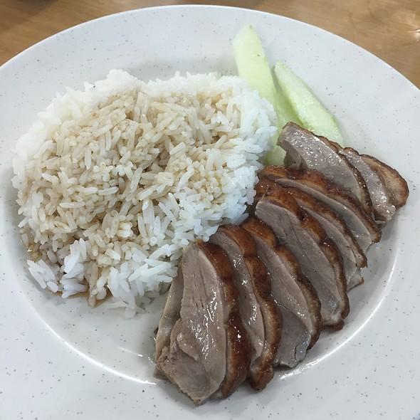 Roasted Duck Rice @ Yang Seng