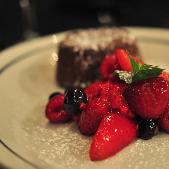 Lava Cake @ Aixois
